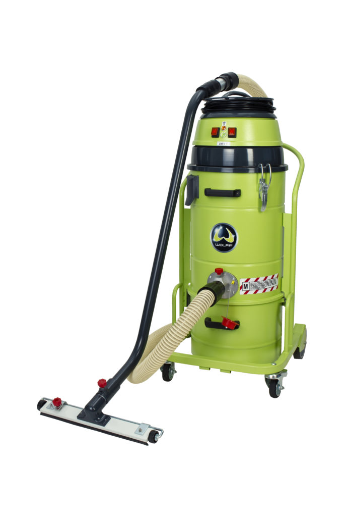 WOLFF Dummy 81148 Vacuclean 2 with suction 2017 07